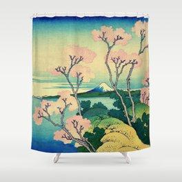 Kakansin, the Peaceful land Shower Curtain