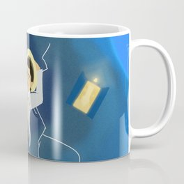 7th doctor in the Time Vortex Coffee Mug