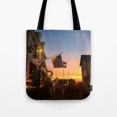 Clarke Cooke House at Sunset Tote Bag