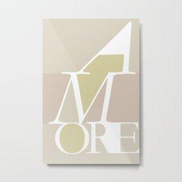 Amore II - Love #society6 #love #buyart Metal Print