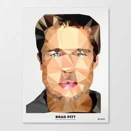 Brad Poly Canvas Print