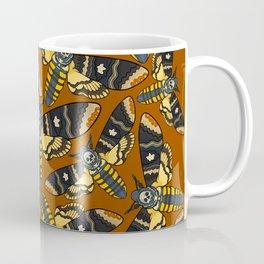 Death Moth Coffee Mug
