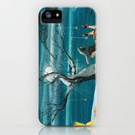Morgana's Halloween iPhone Case