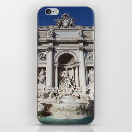 Fontana di Trevi Rome Italy iPhone Skin