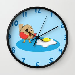 Why Bird Wall Clock