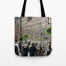 Pursuit Tote Bag