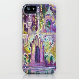 Once Upon A Castle iPhone Case