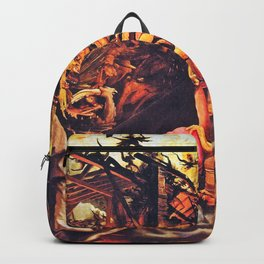 The creatures that haunt Backpack