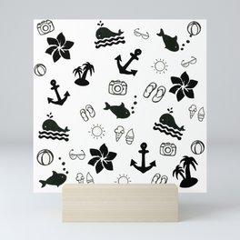 Simply Summer Mini Art Print