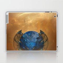 Birth of a planet Laptop & iPad Skin