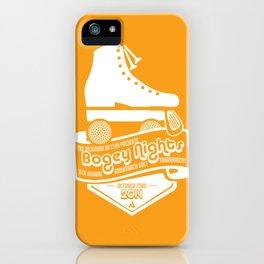 Bogey Nights iPhone Case