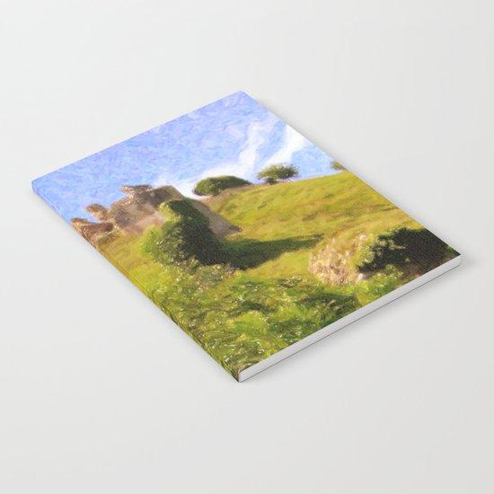 Corfe Castle Notebook