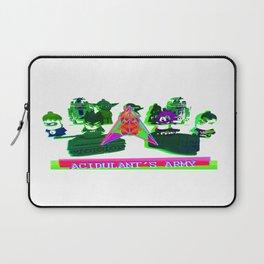 Acidulant's Army  Laptop Sleeve