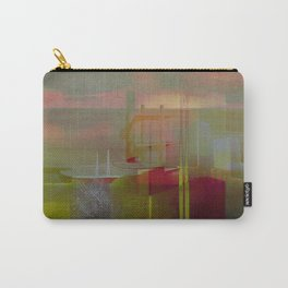 City in weightlessness Carry-All Pouch