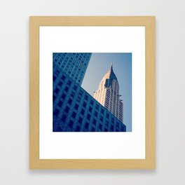 Chrysler Building Framed Art Print