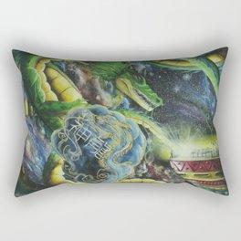 space of sheron Rectangular Pillow