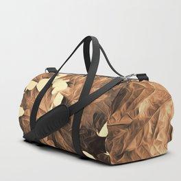 Autumn Sepia Duffle Bag
