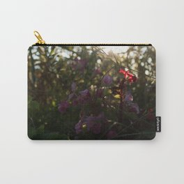 Caught in Red Carry-All Pouch