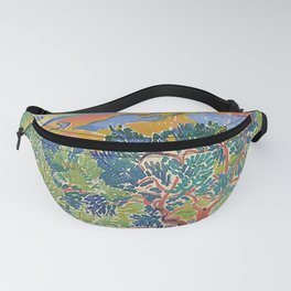 Good Mountain by Henri Matisse Fanny Pack