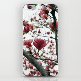 magnolia iPhone Skin