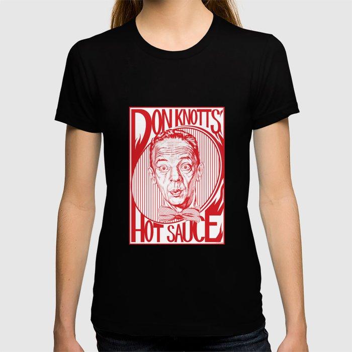 Don Knotts' Hot Sauce T-shirt