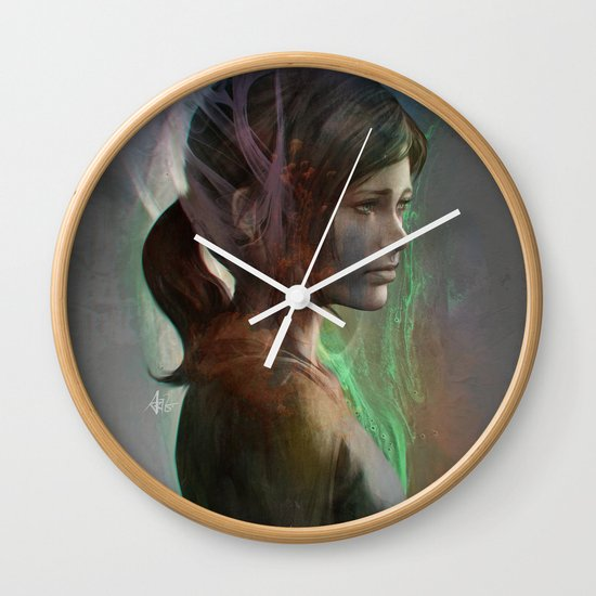 The last hope Wall Clock