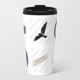 discGAGAraphy Travel Mug