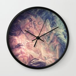 Can you hear the light Wall Clock