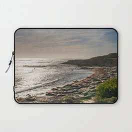 Sunstar at Ano Nuevo State Reserve California Laptop Sleeve