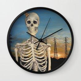 Plans to Prosper Wall Clock