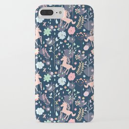 Unicorns in Hesperides iPhone Case