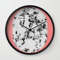 fifth harmony Wall Clocks featuring harmony by LEEMO