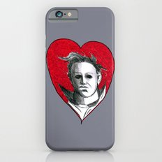 Micheal Myers (All Heart) Slim Case iPhone 6s