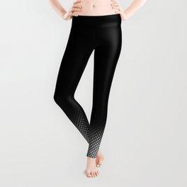 Metal Pattern Leggings