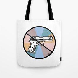 No Guns 1 Tote Bag