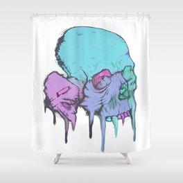 Overflow Shower Curtain
