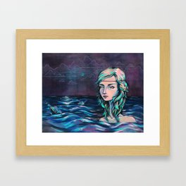 Upwelling Framed Art Print