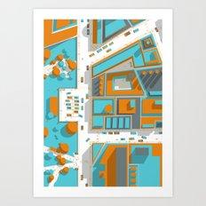 Ground #02 Art Print