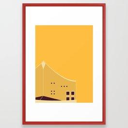 berliner philharmoniker Framed Art Print