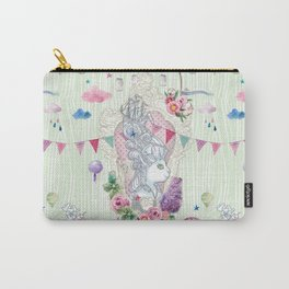 Comtesse Louise Carry-All Pouch
