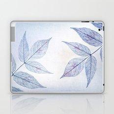 purple leafes Laptop & iPad Skin