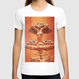 Atomic DJ T-shirt