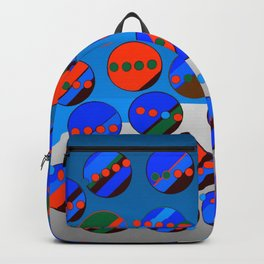 Bubbes Blues Backpack
