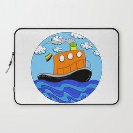 Rub N Tugboat- ARO OR Laptop Sleeve