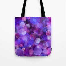 Bubbles007 Tote Bag