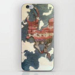 Dear Rain iPhone Skin
