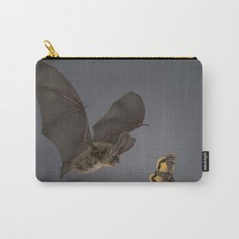 Brown Long-eared Bat Carry-All Pouch