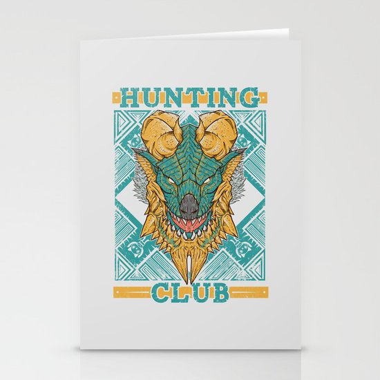 Hunting Club: Jinouga Stationery Cards