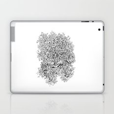 Shattered Faces Laptop & iPad Skin