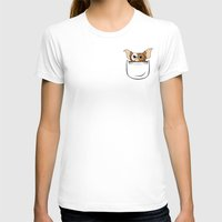 gizmo T-shirts featuring G pocket by Buby87